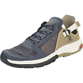 Salomon Techamphibian 4 Shoes Herrer, ebony/mermaid/vanilla ice